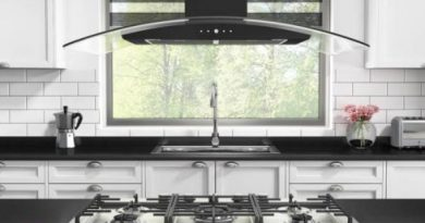 Benefits of using a kitchen chimney at home